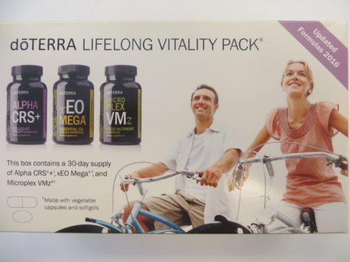 Doterra Lifelong Vitality Pack Ph Water On The Go